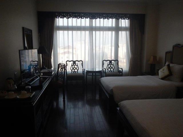 フエの優雅なホテル