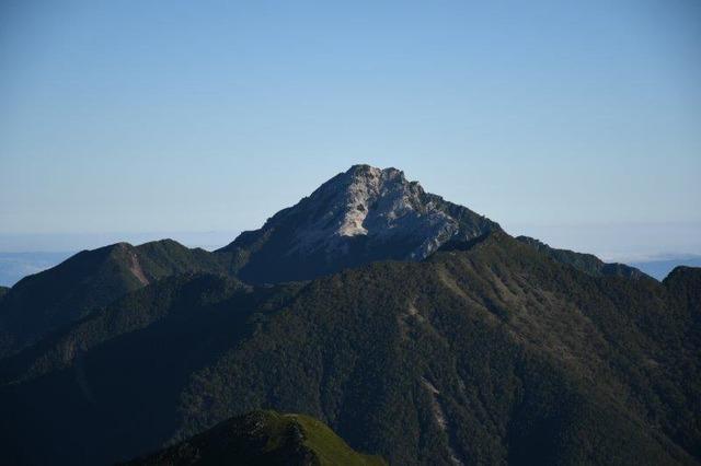 甲斐駒ケ岳(北岳で)