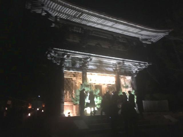 11.三井寺に到着