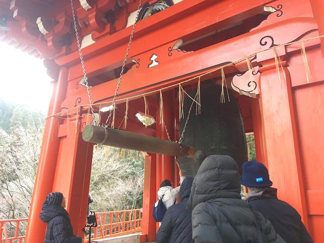 10.延暦寺の鐘