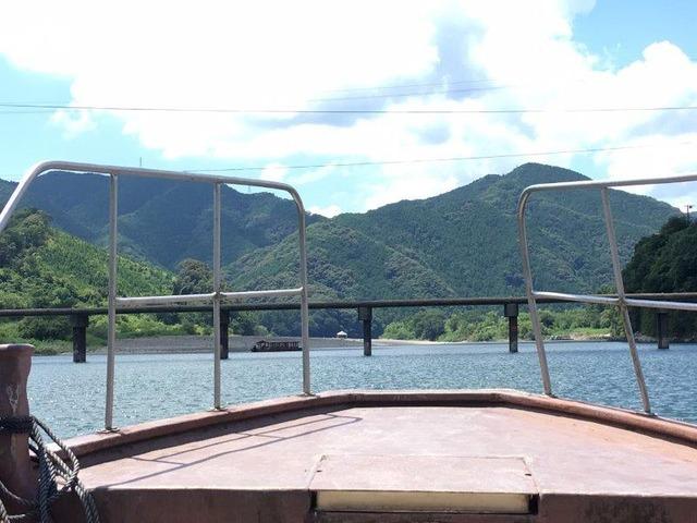 沈下橋も四国の風景