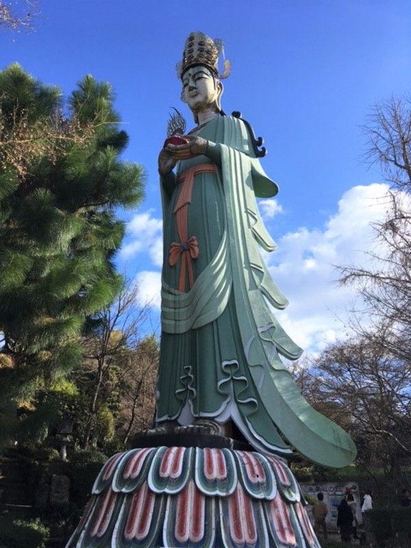 耕三寺仏像
