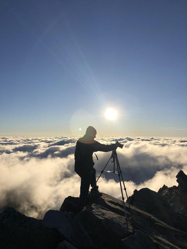 No.41「雲の上のカメラマン」