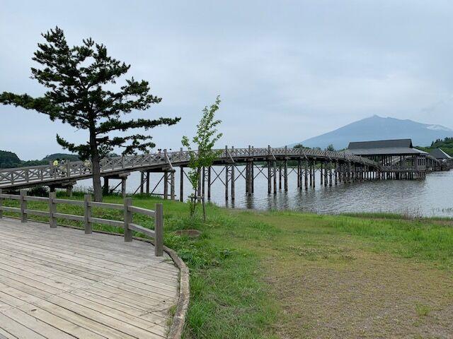鶴の舞橋①
