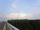 宮川公園風力発電