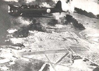 Pearl_Harbor-_Nakajima_B5N2_over_Hickam-_80G178985