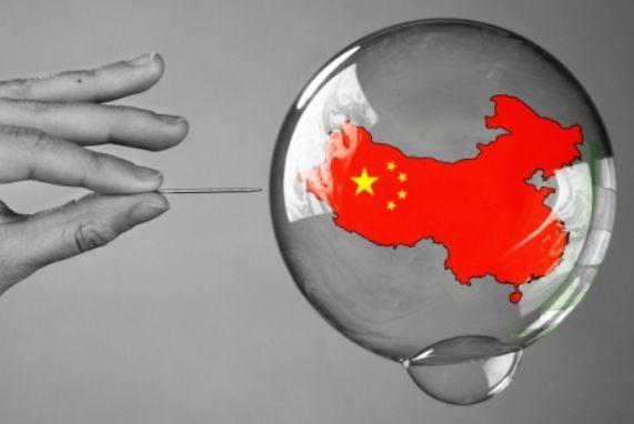 【緊急】中国、マジで崩壊寸前wwwwwwwの画像