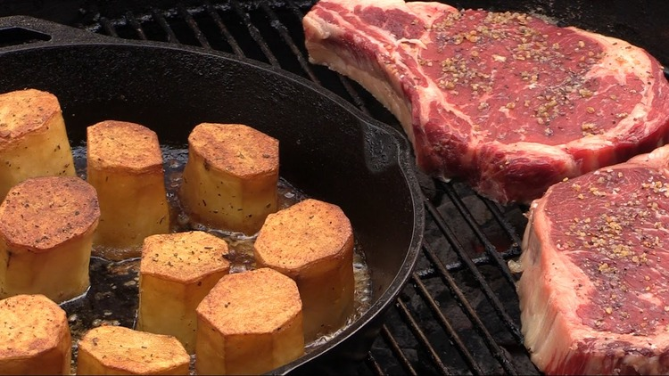 potatoes-and-steak-by-the-bbq-pi