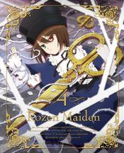 ローゼンメイデン 4 [2013年7月番組](初回特典:メタルブックマーカー『水銀燈』) [Blu-ray]