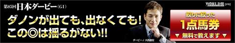 ワールド:日本ダービー1080-200