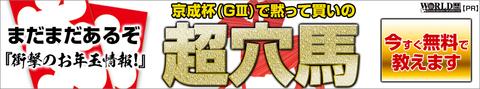 ワールド:京成杯1080-200