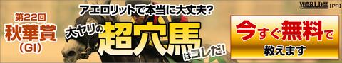 ワールド:秋華賞1080-200
