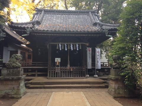 千歳船橋村社天祖神社20141123_2