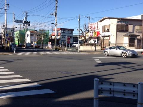 鶴川街道20150102