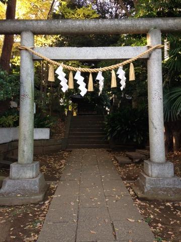 千歳船橋村社天祖神社20141123_1