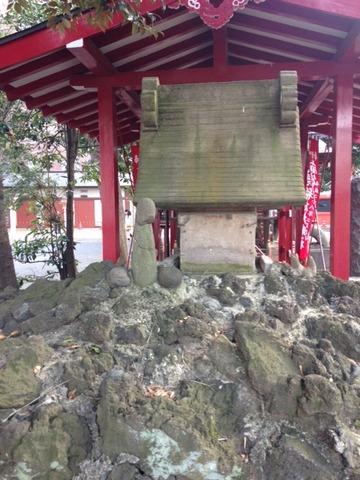 花園神社20160328_1