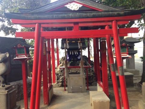 花園神社20160328_4
