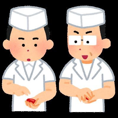 寿司職人さん、10年修行してもロボットが握る寿司と味が変わらないwwww