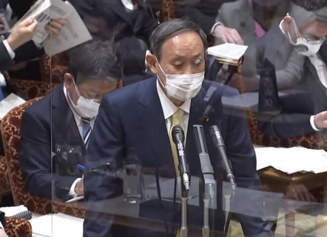【悲報】菅義偉首相「自助・共助・公助は変わっていない」「まず自助から」 コロナ支援で国会答弁
