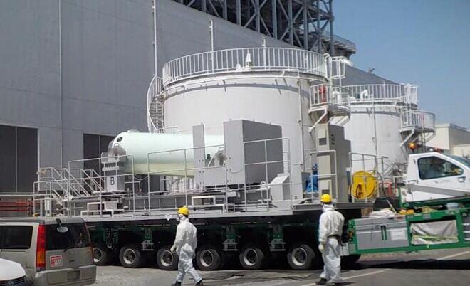 福島原発に放射性廃棄物のコンテナ約8万5000基、4000基の中身が不明と東電!コンテナの表面は毎時1.5ミリシーベルト