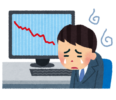 【悲報】日経平均、逝く