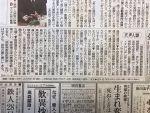 朝日新聞「無駄無駄無駄無駄!年金法案の安倍の答弁を聞いていたらDIOを思い出した」