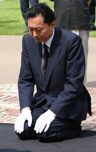 鳩山元首相「朝鮮半島の分断は日本のせい…無限に責任を負うべき」