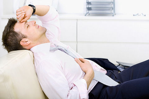 ワイ自律神経崩壊、会社を退職する