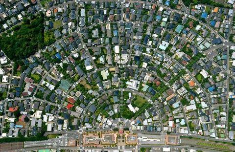 【画像】東京最高峰の高級住宅街凄すぎワロタww