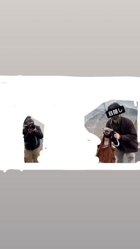 オリラジ藤森慎吾「週刊誌記者が家の前で張ってる!逆に動画撮ったろw」記者「撮らないで