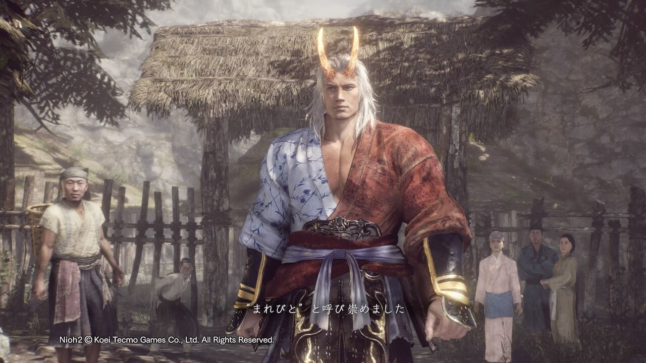2 ラスボス 仁王