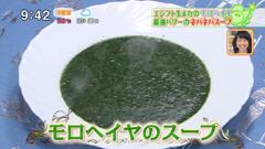 ネフェルティティ東京 西麻布店 【モロヘイヤのスープ】