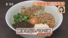 自家製麺ほうきぼし 【最強ネバネバまぜ麺】