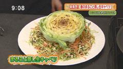 野菜寿し Potager 【まるごと蒸し生キャベツ】