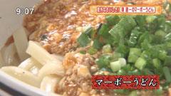 赤坂 四川飯店 【マーボーうどん】
