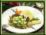 マツケン流 蒸し野菜のさっぱりパスタ