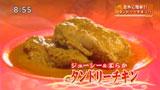 デリー銀座店 【タンドリーチキン】
