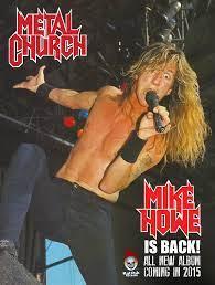 『メタルチャーチ』のヴォーカリスト、マイク・ハウが死去。