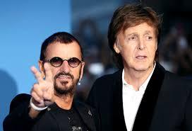 元『ビートルズ』、ポールとリンゴが故ジョン・レノンの曲「グロウ・オールド・ウィズ・ミー」カバー。