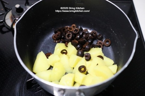 20201215オリーブ粉ふき芋5