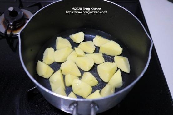 20201215オリーブ粉ふき芋3