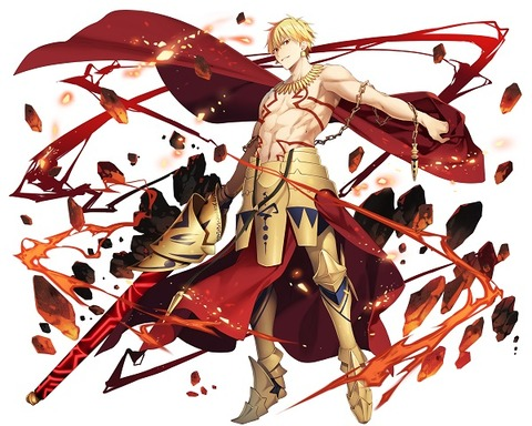 【黄金の英雄王】異界型ギルガメッシュ-黄金律-