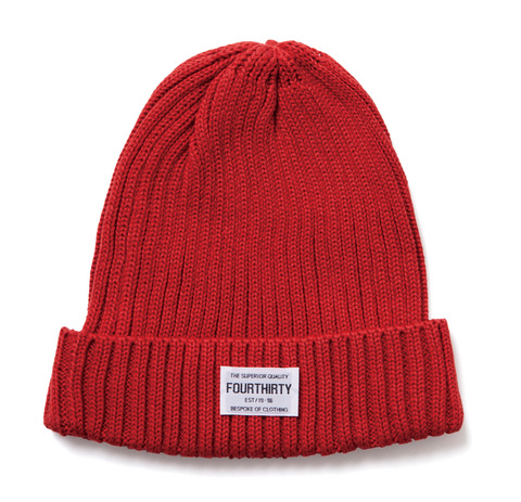 FTY-16-031 DAYS BEANIE LITE_RED