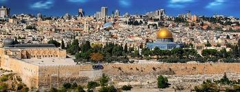 エルサレムの街並み