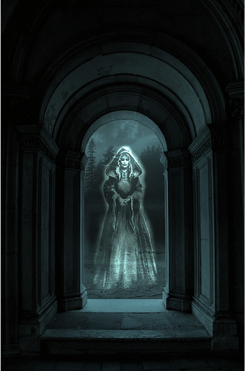亡霊の乙女