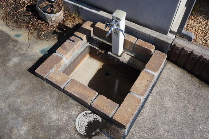 外水栓リノベ