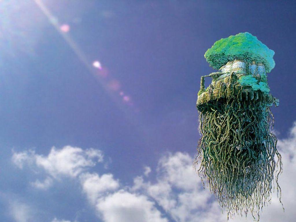 天空の城ラピュタ きままなマキコの日常日記