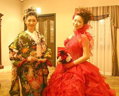 ふたりの花嫁☆
