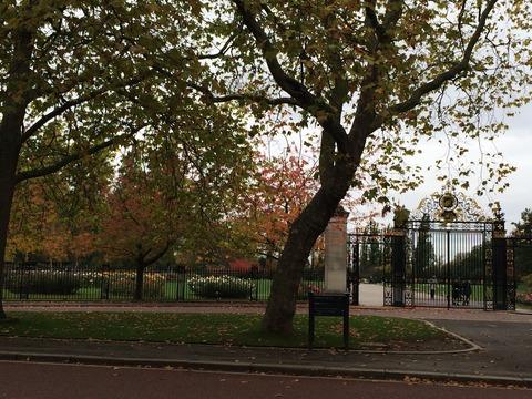 Regents Park_entrance