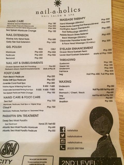 Nailaholics_menu